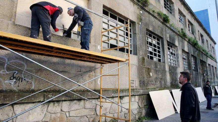 Okupas en Vigo: 90 denuncias en los últimos tres años
