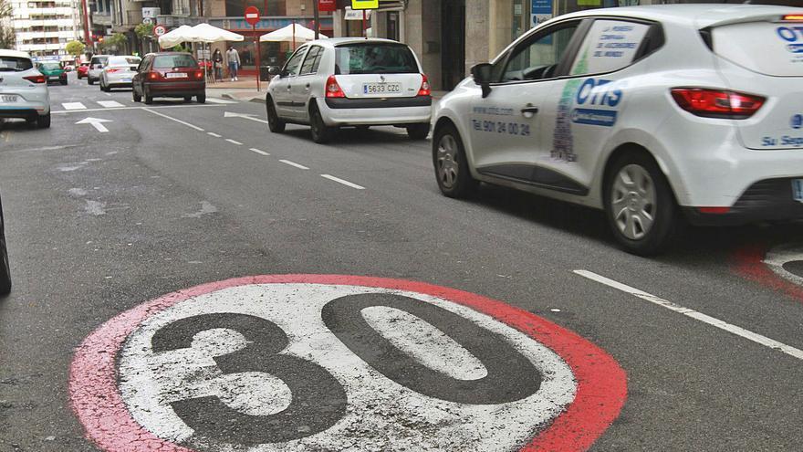 La implantación hoy del modelo 'Ciudad 30' incluirá radares para hacer respetar ese límite de velocidad