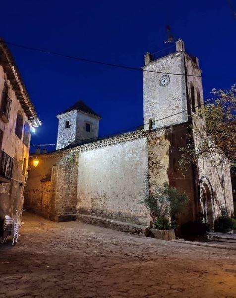 Església de Sant Martí, Mura