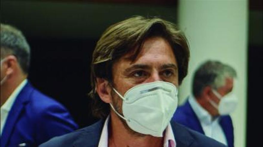 Jorge Marichal lleva a elecciones a la confederación hotelera tras su condena