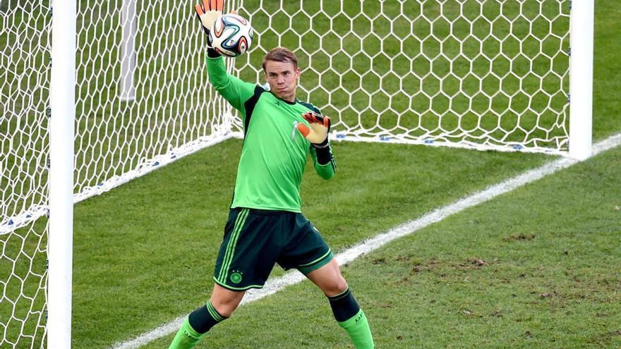 """Neuer pone en duda su presencia en Rusia: """"Hoy no puedo decir nada"""""""