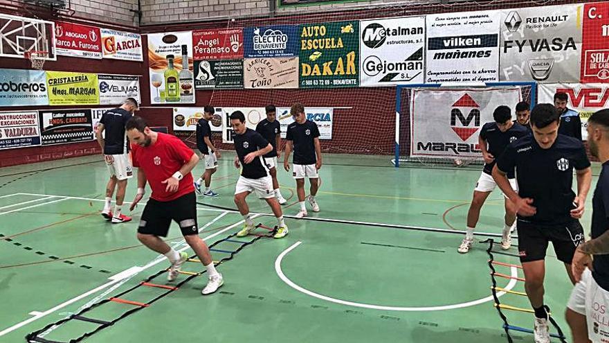 D. Casquero arranca con Sánchez al frente