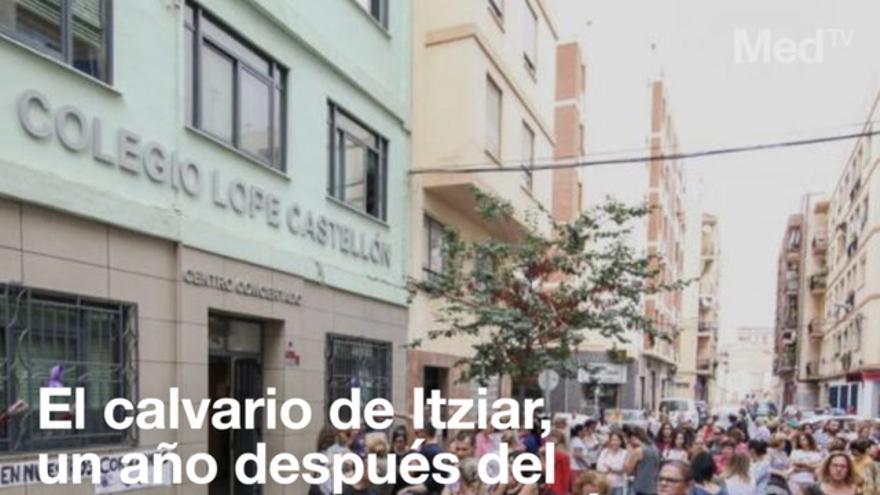 """El calvario de Itziar, un año después del parricidio en Castelló: """"Soy una madre sin hijas"""""""