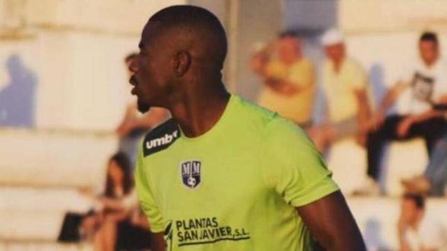 El CD Villaralbo incorpora al portero Jonny Mosquera Hinestroza