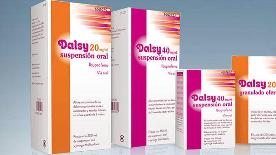 Facua pide avisar de los efectos en los niños del colorante de Dalsy