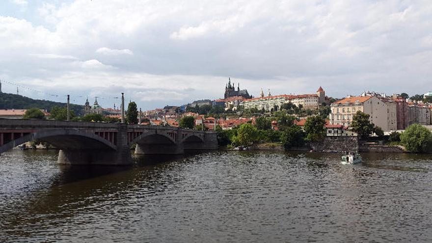 Praga: la condena de ser tan bella