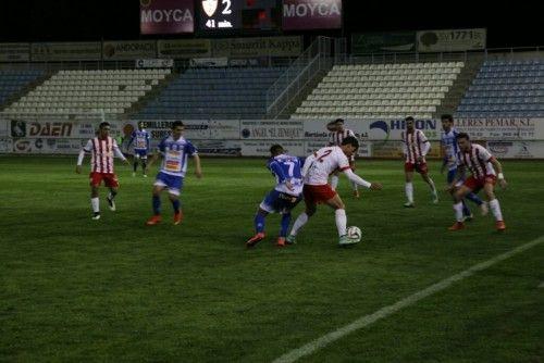 La Hoya Lorca 1 - 3 Almería B