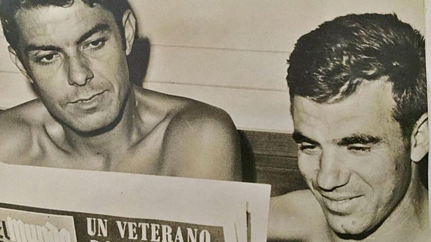 Juan Guedes y Tonono: el adiós a un hermano