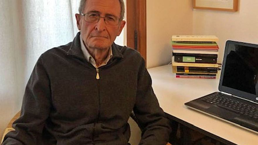 Sagunt nombra hijo adoptivo               al catedrático Ramón Lapiedra