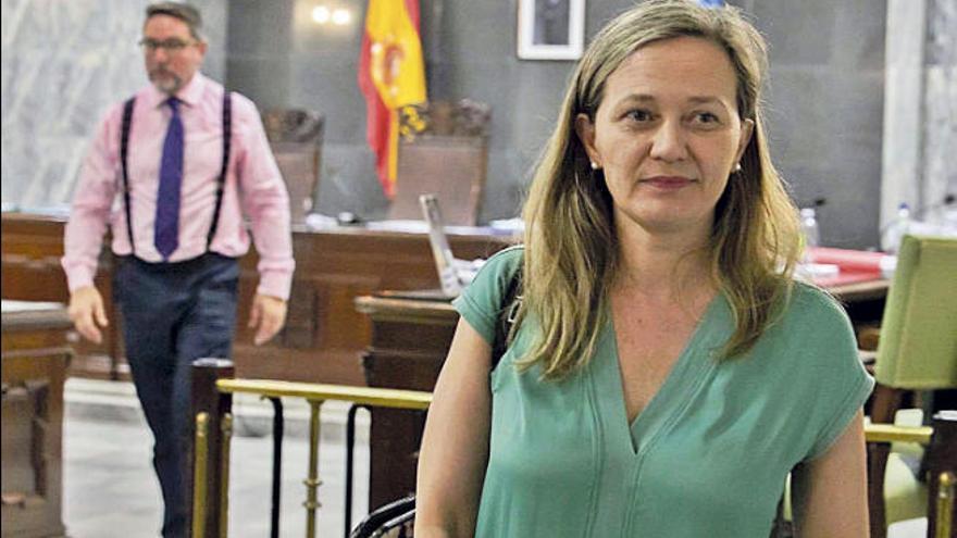 El juez Salvador Alba irá a la cárcel por maquinar contra Victoria Rosell