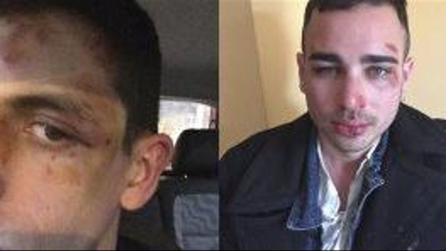 Detenido uno de los agresores de los homosexuales que se besaron en Barcelona