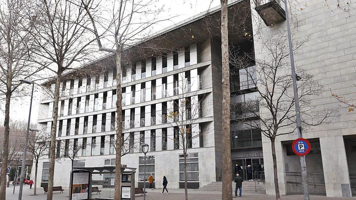 La jurisdicció civil ha doblat la seva taxa de litigis a Girona en els últims 20 anys.