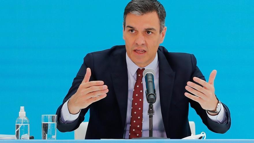 Sánchez demana «comprensió i magnanimitat» a la societat davant els indults