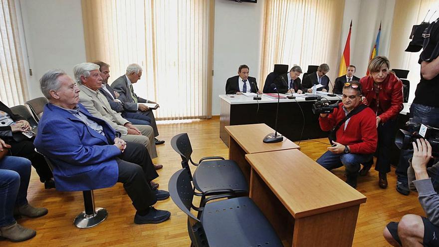 La sala que validó el fallo de Alperi anuló otra  absolución por fraude fiscal una semana antes