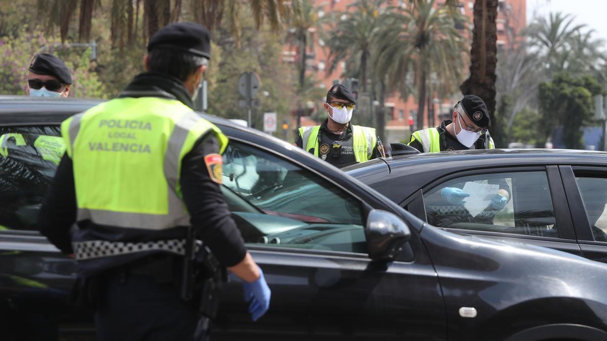 Horario del toque de queda en Valencia y Comunitat Valenciana