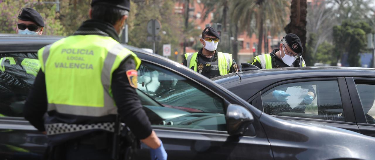 Horario del toque de queda en Valencia: Cuándo está prohibido salir