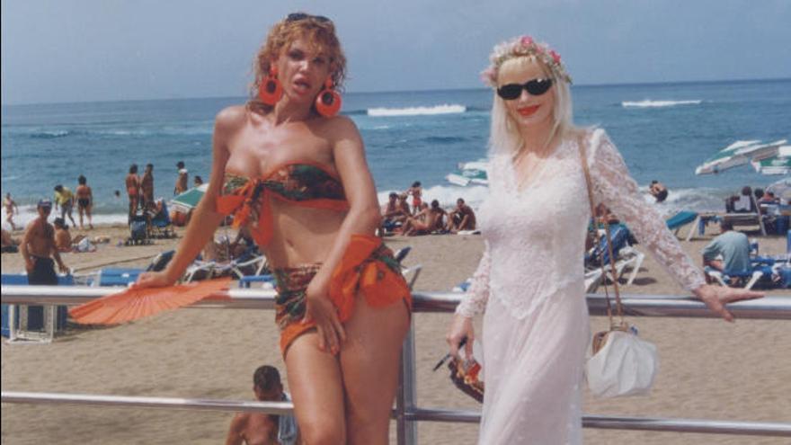 Pelicula porno con cristina la veneno La Veneno Disfruto El Carnaval De Las Palmas De Gran Canaria La Provincia