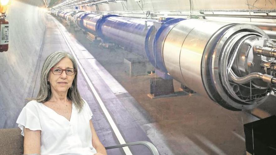 """Nuria Rius: """"Cada vez somos más mujeres investigadoras, pero no se nos ve"""""""