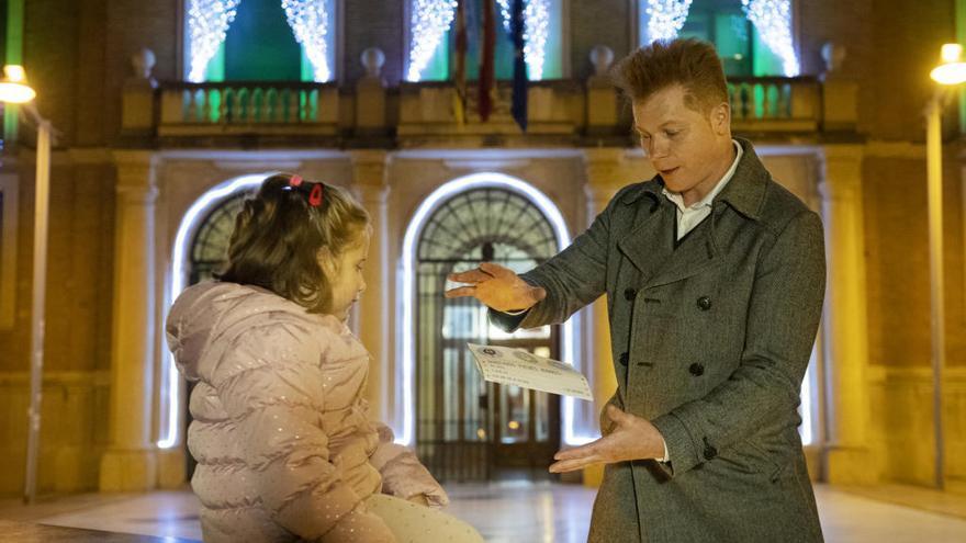 La Diputación invita a 'soñar en grande' por Navidad