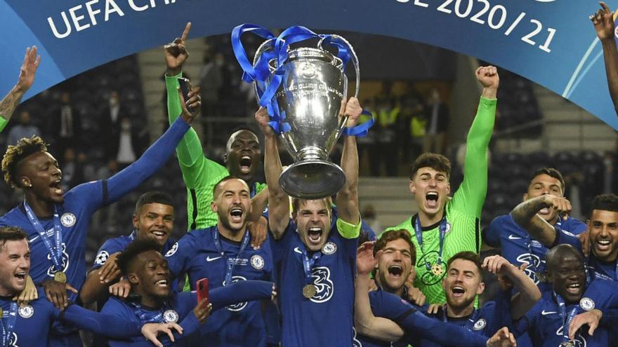 El Chelsea niega la gloria a Guardiola y conquista su segunda Champions