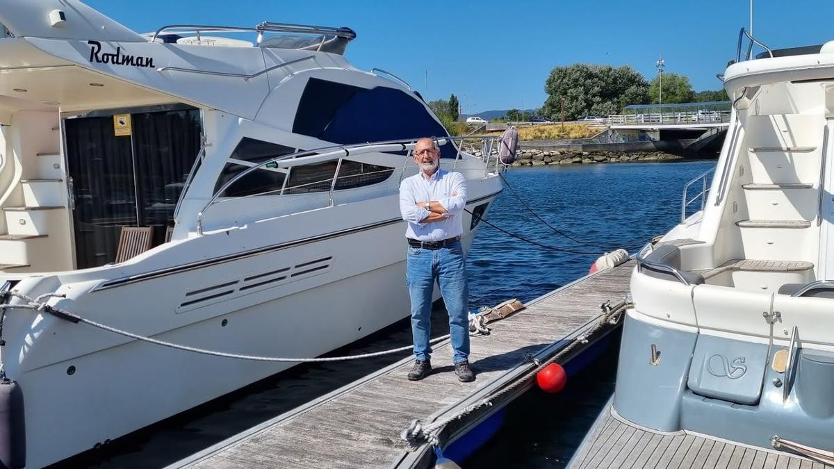 José Carlos Paz, reelegido esta tarde presidente del Club Naval