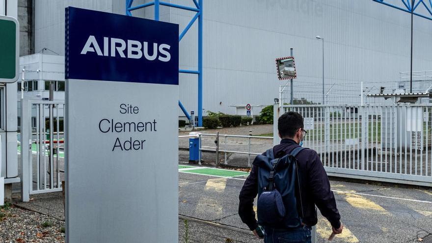 Airbus y los sindicatos acuerdan las prejubilaciones y un plan de bajas incentivadas
