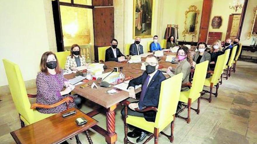 Los jueces bendicen que el Govern pueda mantener las restricciones