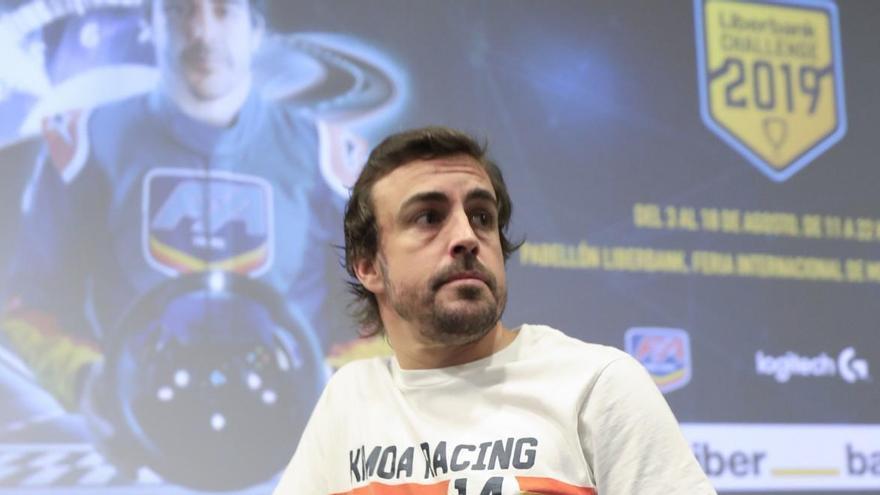 Fernando Alonso confirma el seu retorn a la Fórmula 1: «Renault és la meva família»