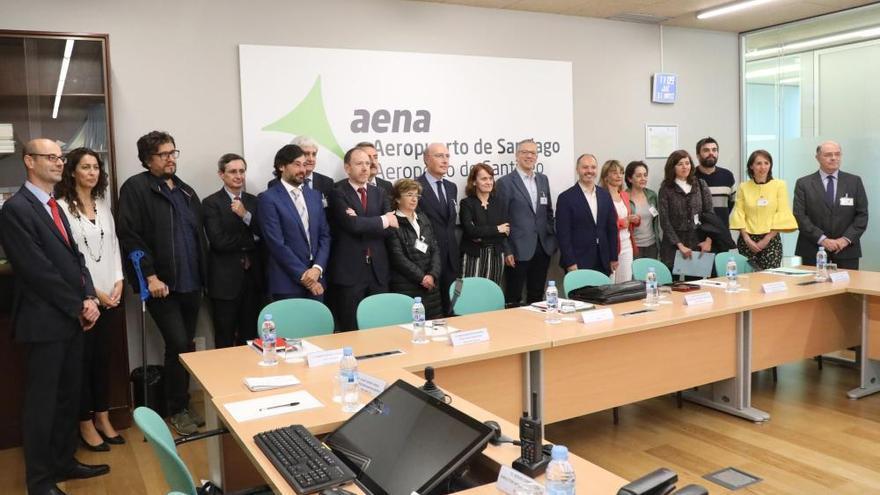 A Coruña y Santiago dejarán el comité de rutas si se rechaza hablar de financiación y coordinación