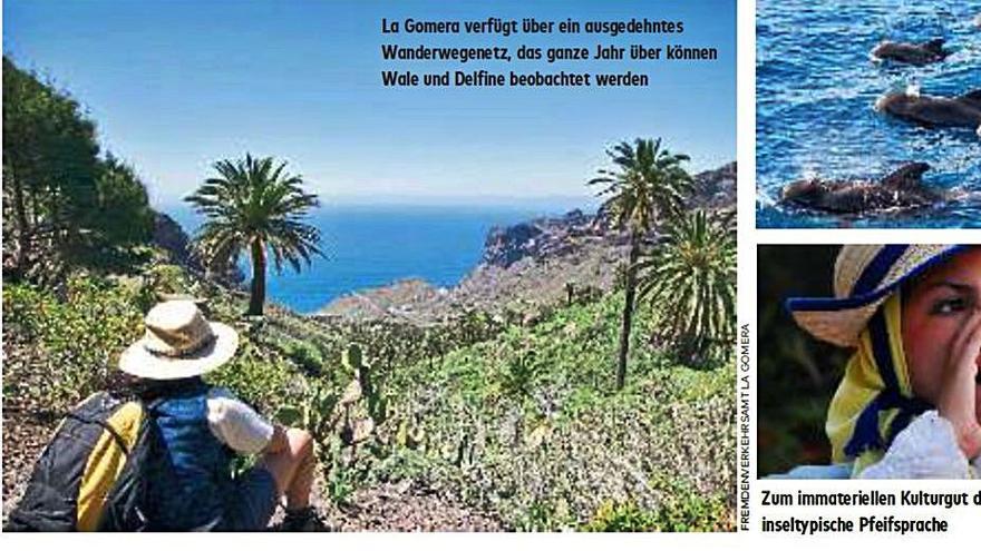 La Gomera mantiene su promoción en el mercado alemán para la temporada invernal