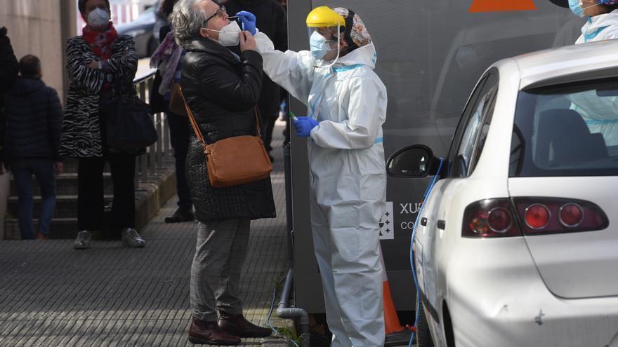 Arrancó el cribado de mayores en A Coruña