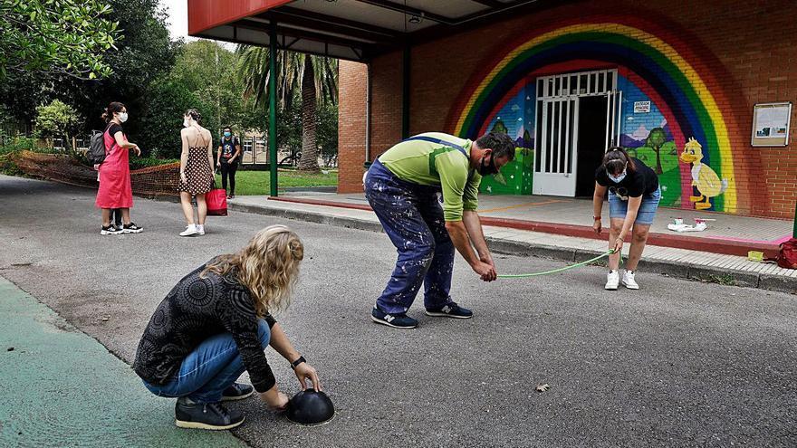 El Santa Olaya y el Río Piles: dos colegios con antídoto ante el virus