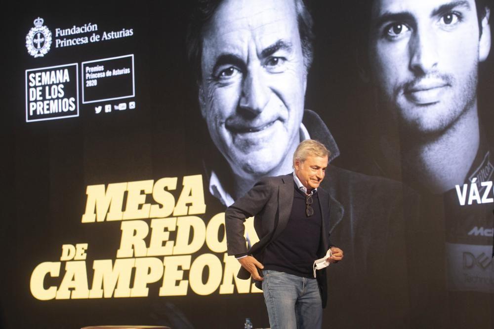 Premios Princesa de Asturias 2020: Carlos Sainz