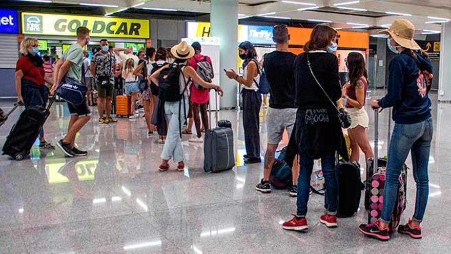 El mercado nórdico, otro de los más perjudicados este verano hacia Mallorca