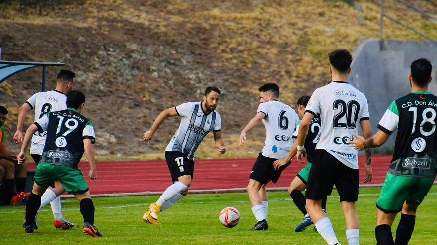 Claros triunfos de Plasencia y Arroyo y tres empates en el inicio de la liga