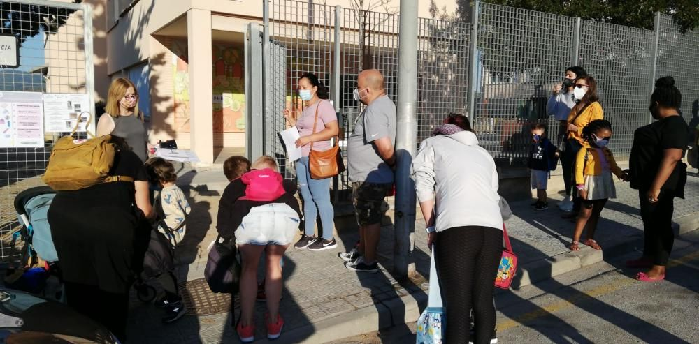 Escola Sant Ignasi de Manresa.