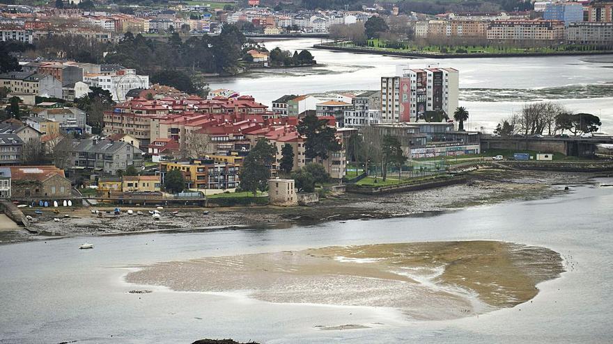 El Estado adjudica la regeneración de la ría de O Burgo después de diez años de trámites