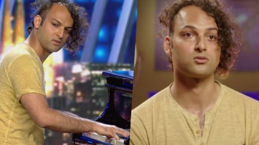 Kopil, l'empordanès que emociona amb la música i la seva història a Got Talent