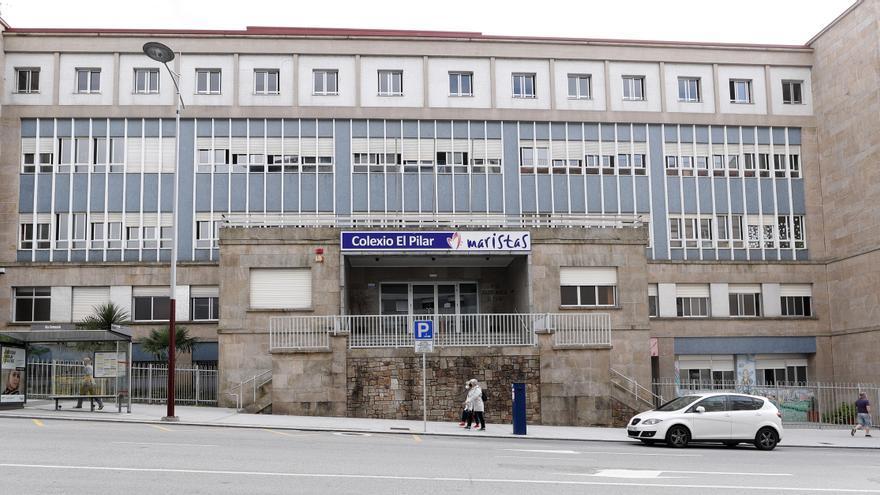Los Maristas investigan ya dos denuncias por abusos en su colegio de Vigo
