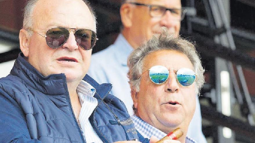 Ramírez acuerda pagar hasta junio y dejar el Hércules al finalizar la campaña