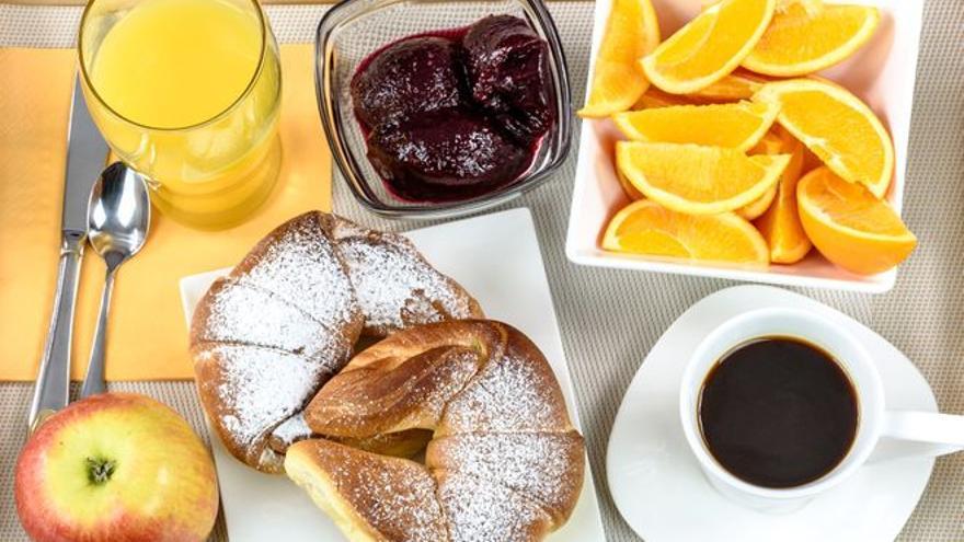 Un desayuno un 30% más caro