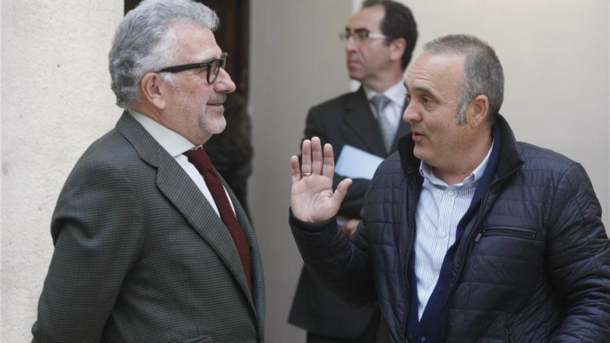 Rafael Bados entra finalmente en la Cámara de Comercio de Córdoba