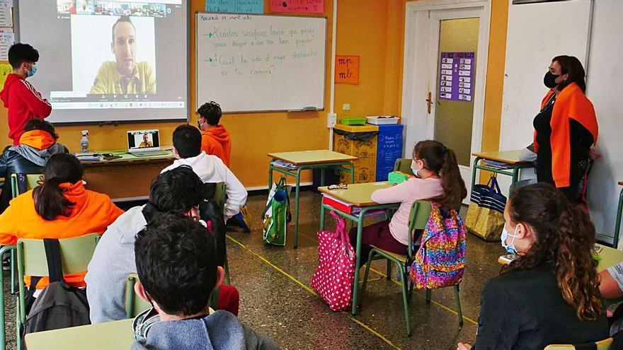 El CB Canarias sustituye las visitas escolares al Santiago Martín por el Tour Virtual CBC