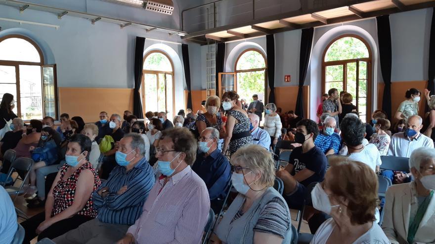 Lladó reobre la sala del Sindicat com a espai cultural
