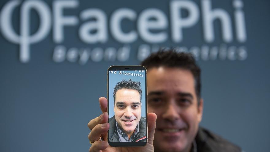 El CEO de FacePhi, Javier Mira.   Alex Domínguez