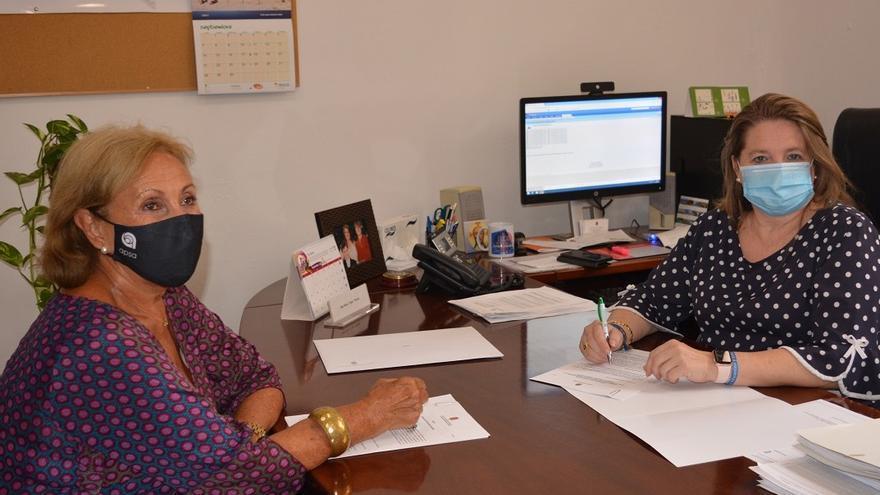 Apoyo de Acción Social a cuatro asociaciones que trabajan con población vulnerable en Alicante