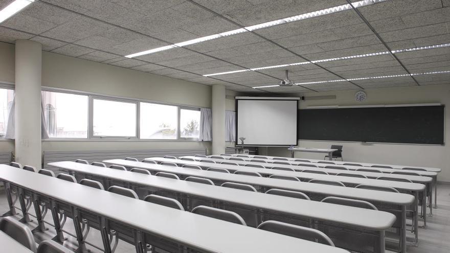 El curso arrancará el 4 de septiembre sin apenas variaciones en el número de plazas