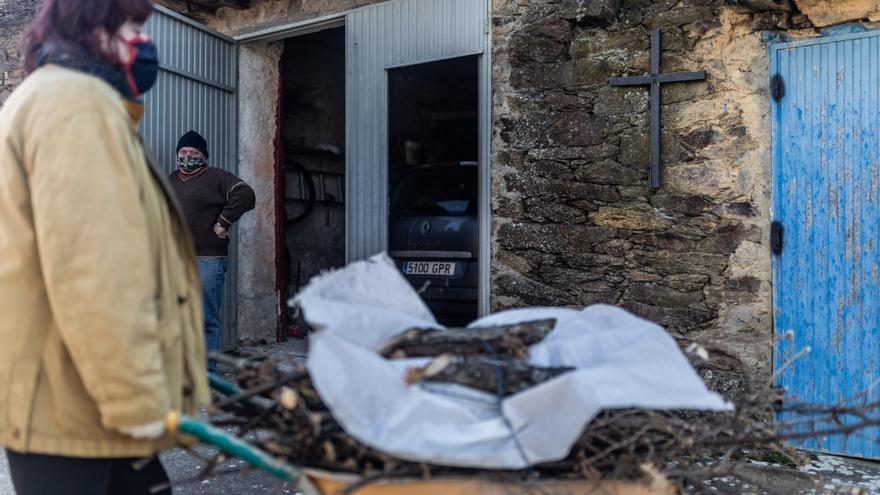 GALERÍA   Despoblación en Zamora: una herida abierta en el oeste