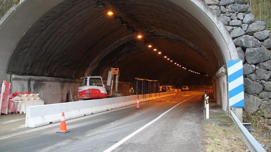 El Corredor del Nalón retoma hoy la normalidad con la reapertura del túnel de Sotrondio