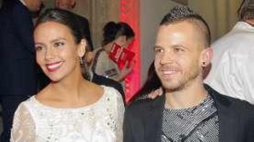 Cristina Pedroche y David Muñoz, de escapada romántica en el italiano lago de Garda